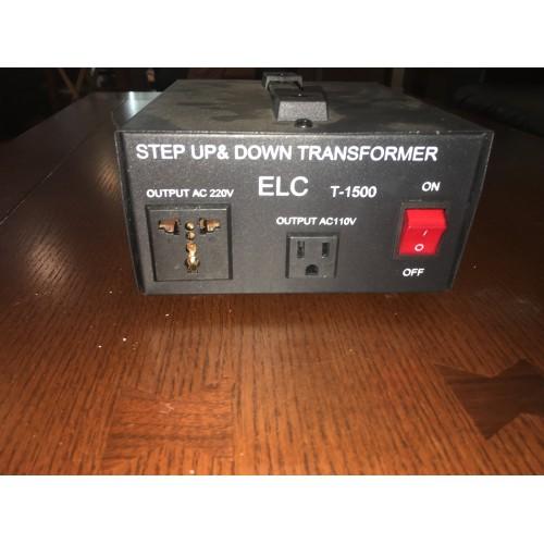 1500 Watt Tesla Power Converter